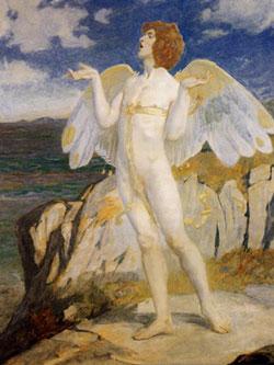 Аонгус, бог любви