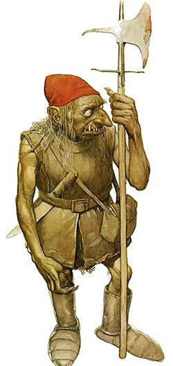 Красные шапки