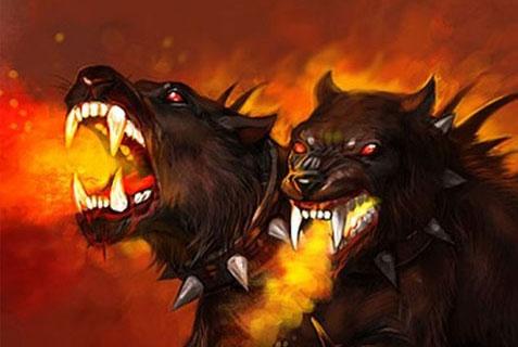 Дьявольские псы