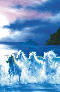Духи воды
