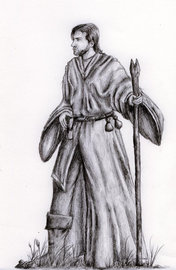 Значение слова друид