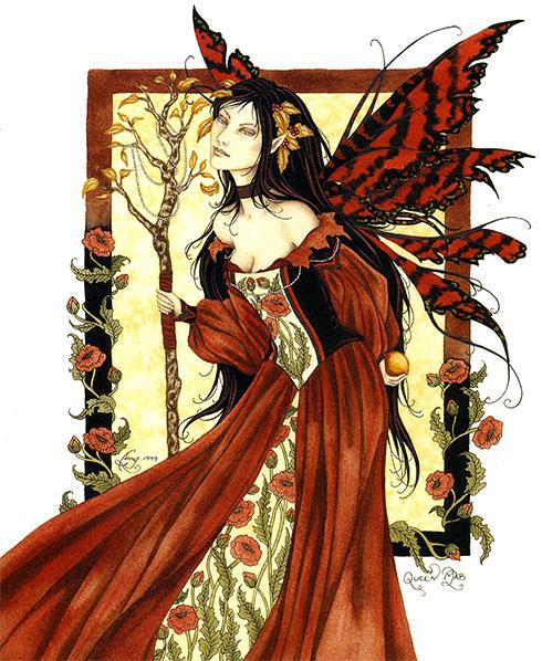 Королева Маб