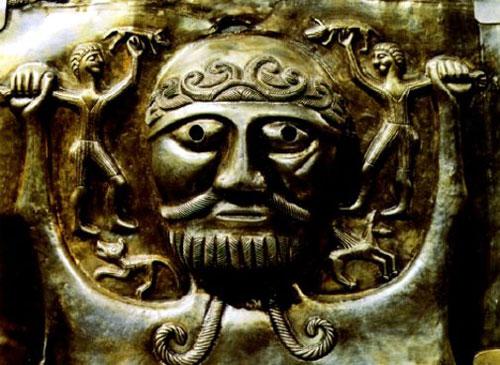 Культ мертвых у кельтов
