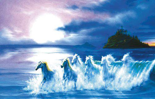 Водяные лошадки
