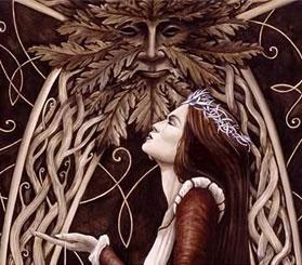 КЕЛЬТСКАЯ МАГИЯ Magic-woman