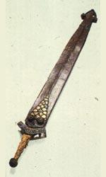 Кельтский меч